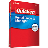 Intuit Quicken 2011 Rental Property Manager