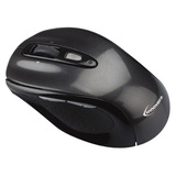 Innovera 61025 Mouse - Optical Wireless - Radio Frequency - Gray, Black