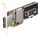IBM ServeRAID M5025 SAS RAID Controller - Serial Attached SCSI, Serial ATA/600 - PCI Express 2.0 x8 - Plug-in Card