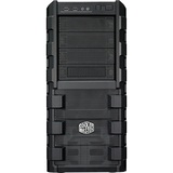 Cooler Master HAF RC-912-KKN1 System Cabinet - Mid-tower - Black - Steel, Plastic