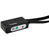 SYBA Multimedia, Inc SY-KVM22001 SY-KVM22001 KVM Switch