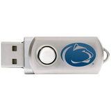 Centon DataStick Twist Collegiate The Pennsylvania State University Flash Drive - 4 GB