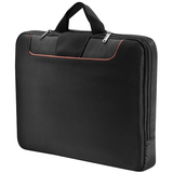 Everki Commute EKF808S18 Notebook Case - Sleeve - Polyester - Black