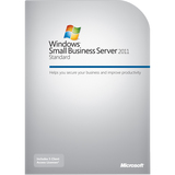 Microsoft Windows Small Business Server 2011 Standard 64-bit - 5 Client