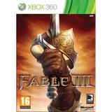 Microsoft Fable III LZD-00001