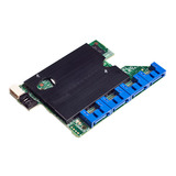Intel RMS2LL040 SAS RAID Controller - Serial ATA/600, Serial Attached SCSI - PCI Express 2.0 x4 - Plug-in Card