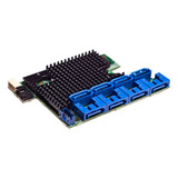 Intel RMS2LL080 SAS RAID Controller - Serial ATA/600, Serial Attached SCSI - PCI Express 2.0 x4 - Plug-in Card