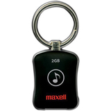 Maxell myGEN Music Backup 2 GB Flash Drive