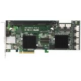 Areca ARC-1880IX-24 SAS RAID Controller - Serial Attached SCSI, Serial ATA/600 - PCI Express 2.0 x8 - Plug-in Card