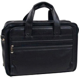 Kenneth Cole 520985 Notebook Case - Portfolio - Leather - Black