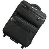 Kenneth Cole 537125 Carrying Case for 16 Notebook - Black