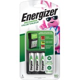 Energizer Recharge Value Charger for NiMH Rechargeable AA and AAA Batteries