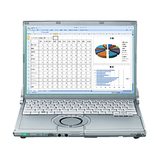 Panasonic Toughbook CF-S9KWAZZ1M 12.1' Notebook - Core i5 i5-520M 2.40 GHz