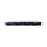 SYS-5016I-NTF - Supermicro SuperServer 5016I-NTF Barebone System - 1U Rack-mountable - Intel 3420 Chipset - Socket H LGA-1156 - 1 x Processor Support