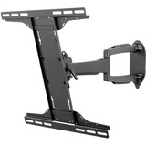 Peerless-AV SmartMount SA746PU Mounting Arm for Flat Panel Display - Black