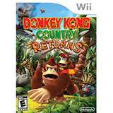 Nintendo Donkey Kong Country Returns
