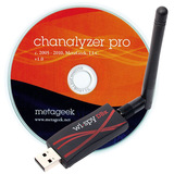 MetaGeek Wi-Spy DBx Pro Wi-Fi Finder/Tester