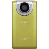 JVC PICSIO GC-FM2 Digital Camcorder - 3' LCD - Touchscreen - CMOS - Yellow