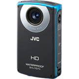 JVC PICSIO GC-WP10 Digital Camcorder - 3' LCD - Touchscreen - CMOS - Black