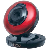 LifeWorks MyLife IH-W316NR Webcam - Red