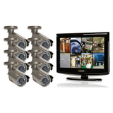 Q-see QR40198-803-5 Video Surveillance System