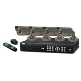 Q-see QS408-403-5 Video Surveillance System