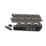 Q-see QS408-803-5 Video Surveillance System