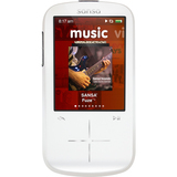 SanDisk Sansa Fuze SDMX20R 8 GB White Flash Portable Media Player