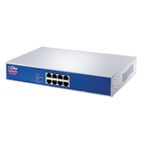 CNet CSH-8004P 8 port PoE Fast Ethernet Switch