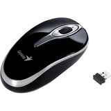Genius 900 Mouse - Optical Wireless - Black