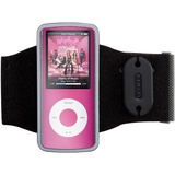 Griffin AeroSport GB01964 Digital Player Case - Armband - Lycra, Spandex - Pink, Silver