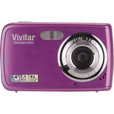 Vivitar ViviCam 7024 7.1 Megapixel Compact Camera-7.45 mm