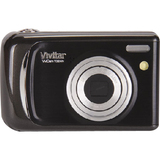 Vivitar ViviCam T324N 12.1 Megapixel Compact Camera - Black