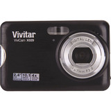 Vivitar ViviCam X029 10.1 Megapixel Compact Camera-7 mm - Graphite
