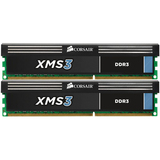 Corsair XMS3 CMX8GX3M2A1600C9 RAM Module - 8 GB (2 x 4 GB) - DDR3 SDRAM
