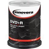 Innovera 46891 DVD Recordable Media - DVD+R - 16x - 4.70 GB - 100 Pack - 46891