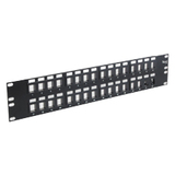 ICC IC107BP032 Blank Patch Panel