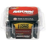 Rayovac Ultra Pro AL-AAA24 General Purpose Battery - 1187 mAh