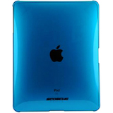 Scosche snapSHIELD P1 IPDBL Skin for iPad - Blue