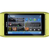 Nokia N8 Smartphone - Bar - Green