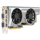 MSI N460GTX Hawk GeForce GTX 460 Graphics Card - PCI Express 2.0 x16 - 1 GB GDDR5 SDRAM