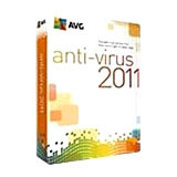 AVG Anti-Virus 2011 - 1 Computer