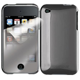 Scosche metalliKASE t4 IT4MD Skin for Smartphone - Dark Chrome