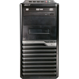 Acer Veriton VM498G-Ui5650W Desktop Computer - Core i5 i5-650 3.20 GHz - Mini-tower