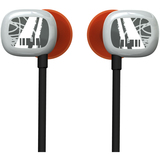 Ultimate Ears 100 Earphone - Stereo - Gray, Red - Mini-phone