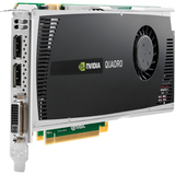 HP WS095AT Quadro 4000 Graphic Card - 2 GB GDDR5 SDRAM - PCI Express 2.0 x16 WS095AT