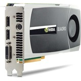 HP WS096AT Quadro Quadro 5000 Graphics Card - PCI Express 2.0 x16 - 2.50 GB GDDR5 SDRAM