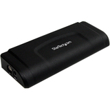 StarTech.com Universal Laptop USB 2.0 Docking Station with Audio and Ethernet USBDOCK2