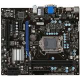 MSI H55M-E23 Desktop Motherboard - Intel Chipset
