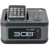 Memorex 2169 Desktop Clock Radio - Stereo - Apple Dock Interface 02169